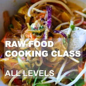 Thermomix Raw Food Cooking Class