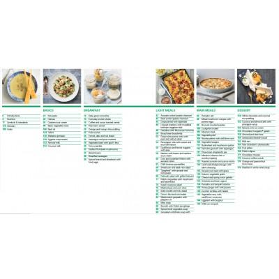 Vegetarian Kitchen Cookbook Recipe Index