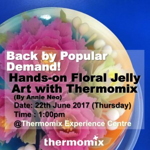 Thermomix Jelly Art Class 2