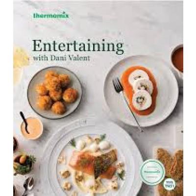Entertaining with Dani Valent Cookbook TM5/TM6