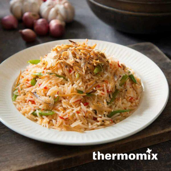 The Malay Kitchen Recipes for Thermomix nasi kampung