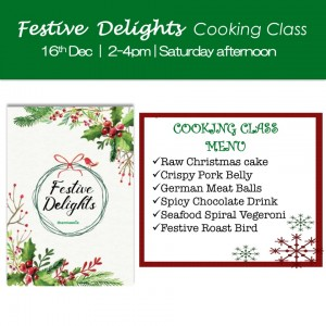 Thermomix Festive Delights class WWW