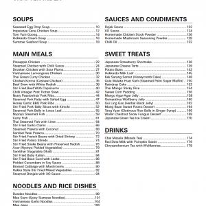 Tasty Asia Recipe Index