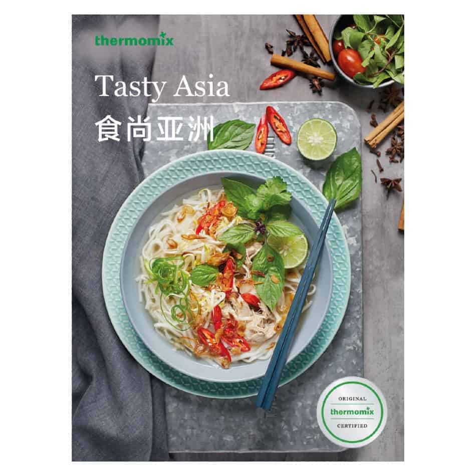 Thermomix Singapore | Tasty Asia Cookbook Recipes for ...