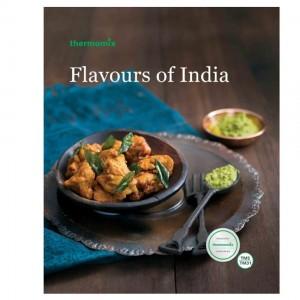 Thermomix Flavours of India Cookbook TM5/TM6