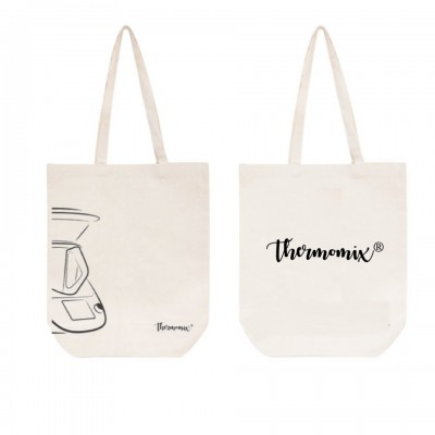 Exclusive Canvas Thermomix Recycle Shopping Bag