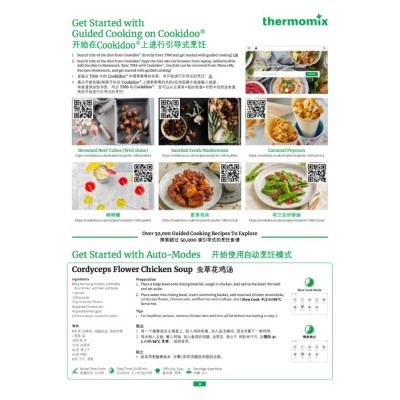 Perfection with Thermomix in 7 days Cooking Booklet Recipe Index