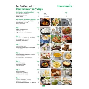 Perfection with Thermomix in 7 days Cooking Booklet