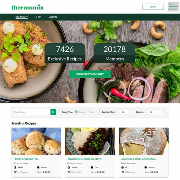 My Thermomix Recipes